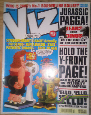 VIZ COMIC    No 142  FEB 2005
