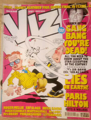 VIZ COMIC    No 152  FEB 2007
