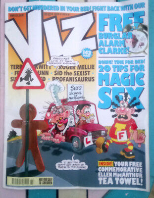 VIZ COMIC    No 143  MARCH 2005