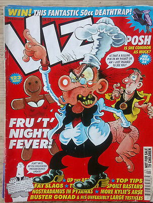 VIZ COMIC    No 123 MARCH 2003