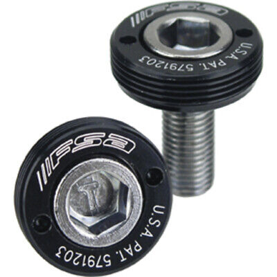 FSA  Crank Bolt With Washer M17 bolt //17mm in diameter Self-Extracting EACH