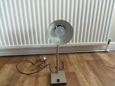 Vintage Anglepoise Model 99 1970's Table Lamp Or Desk Lamp Collectible