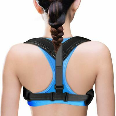 Tomight Back Posture Corrector, Shoulder Posture Brace for Men & Women, Posture