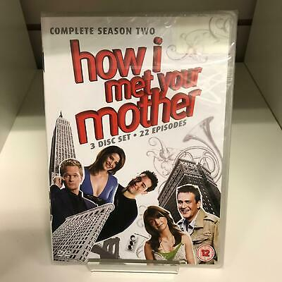 How I Met Your Mother Complete Season 2 DVD - New & Sealed Fast & Free Delivery