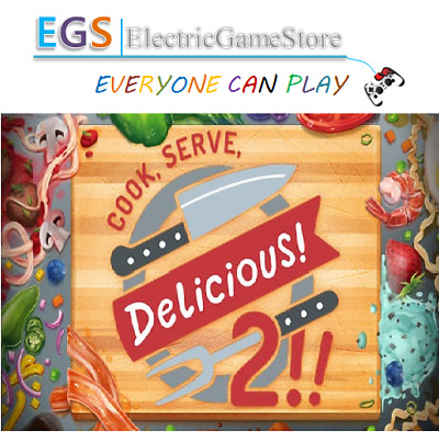 Cook, Serve, Delicious! 2!! - Steam Key Global - PC
