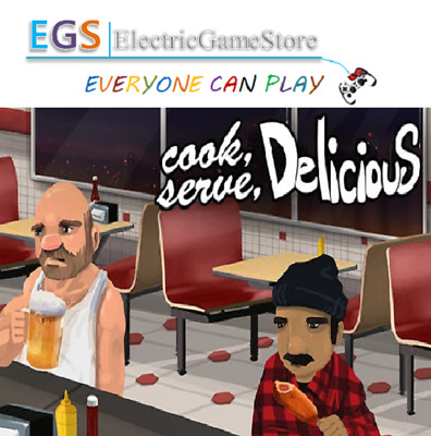 Cook, Serve, Delicious! - Steam Key Global - PC