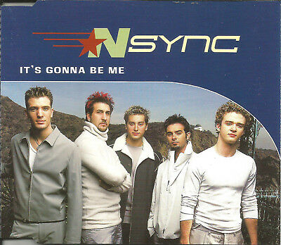 NSYNC It's Gonna be Me INSTRUMENTAL & UNRELEASED & Bye Bye MIX CD single SEALED