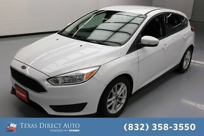 2015 Ford Focus SE Texas Direct Auto 2015 SE Used 2L I4 16V Automatic FWD Hatchback