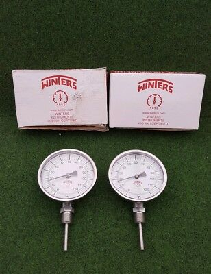 Winters Bimetal Thermometer