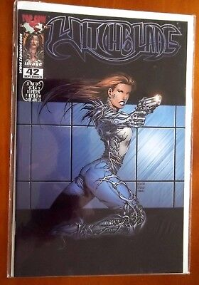 WITCHBLADE Cold Steel #42 Limited Edition Top cow Image Comic