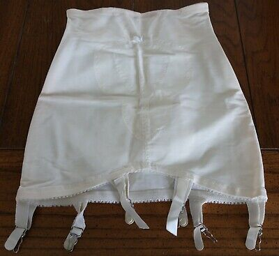 Vintage Youthcraft Creation Girdle Garter Size Medium Cream Color Retro Cool Mod