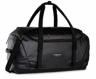 626bed576c Timbuk2 Quest Jet Black Large Lightweight Duffel Bag