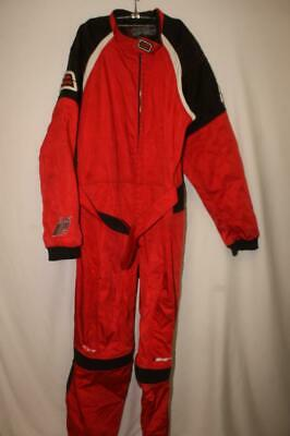 Mens Shift One piece racing suit size XL 60 CIK-FIA Level 1 rating motorcycle