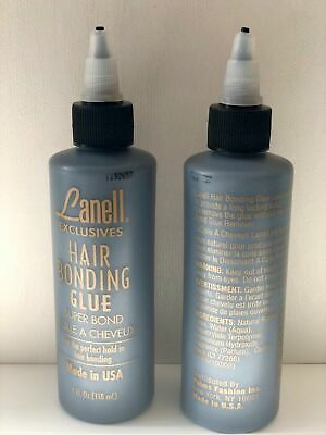 Lanell Anti-Fungus Hair Bonding Glue 4 oz