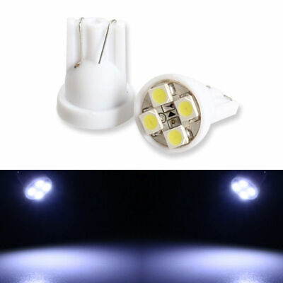 14Pcs LED Interior Package Kit For T10 36mm Map Dome License Plate Lights Set