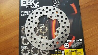 Front brake disc rotor Yamaha kodiak / grizzly 400 and 450  bruin / grizzly 350