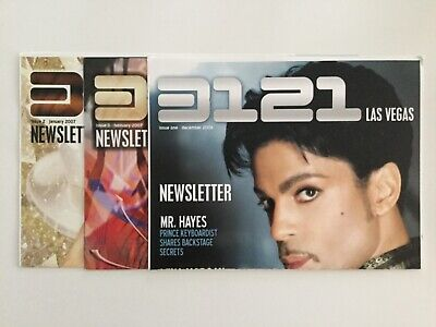 3121 Newsletters all three issues