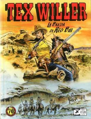 Tex Willer N° 2 - La Banda di Red Bill - Sergio Bonelli - ITALIANO NUOVO #NSF3