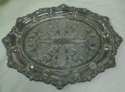 Viners Silverplate Serving Tray