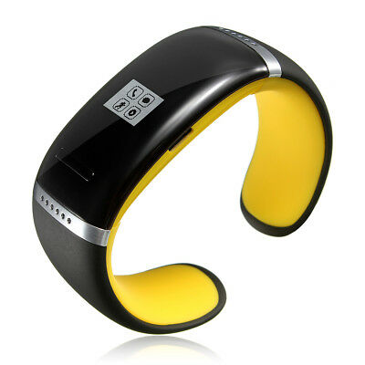 Bluetooth Wrist Band Smart Bracelet Watch Phone For IOS Android iPhone Samsung