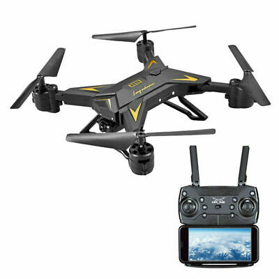 New Foldable WIFI FPV RC Quadcopter Drone with 1080P 5.0MP Camera Selfie Drone