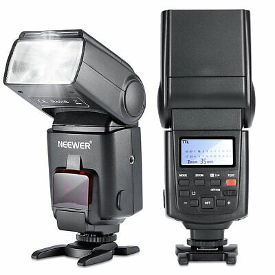 Neewer® NW680/TT680 Speedlite Flash E TTL Camera Flash *High-Speed Sync* for