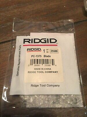 Ridgid 25588 Genuine Replacement Blade for PC-1375 - New