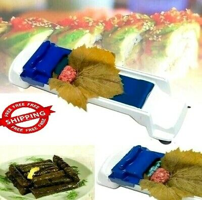 Instant Food Rolling Machine- Sushi, Cabbage Wraps, Yaprak, Dolmades