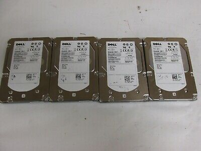 "*Lot of 10* HP 516832-003 450GB ST3450857SS 3.5/""SAS 6Gb//s 15K Hard Drive"