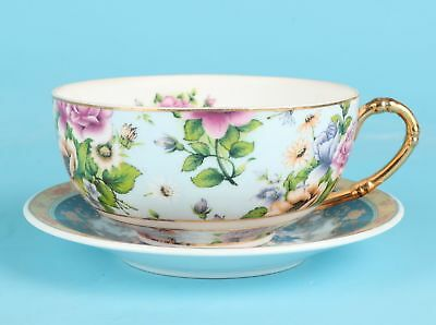 Precious Porcelain Handmade Teacup Furniture Decorated Old Collections