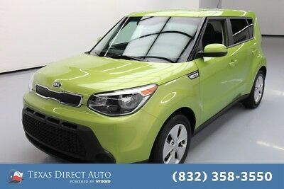 2015 KIA Soul  Texas Direct Auto 2015 Used 1.6L I4 16V Automatic FWD Hatchback