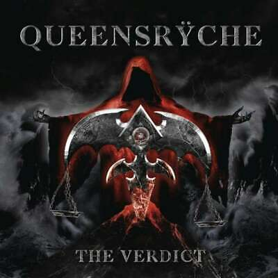 QUEENSRYCHE  The Verdict  ( Album 2019 )  CD   NEU & OVP 01.03.2019
