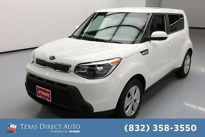 2016 KIA Soul  Texas Direct Auto 2016 Used 1.6L I4 16V Automatic FWD Hatchback