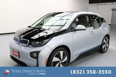 2014 BMW i3 w/Range Extender Texas Direct Auto 2014 w/Range Extender Used Automatic RWD Hatchback