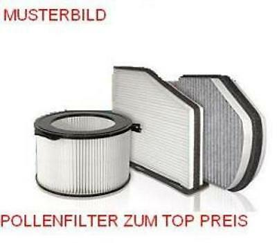 INNENRAUMFILTER POLLENFILTER - PEUGEOT BOXER III ab 2006 - ALLE MODELLE