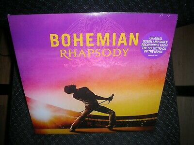 Bohemian Rhapsody **Soundtrack **BRAND NEW DOUBLE RECORD LP VINYL QUEEN