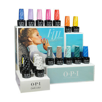 "Opi Gelcolor UV/LED Gellack Fidschi Collection 14,8 ML "" Auswahl aus Jeder Farbe"