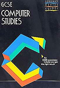 GCSE Computer Science (Longman Revise Guides), Crawford, Roger, Used; Good Book