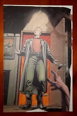 Spike After The Fall #2 Cover R1B IDW comic Sharp Bros cover