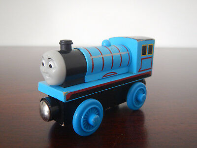 Magnetic Thomas The Train Engine Wooden Edward Good Condition