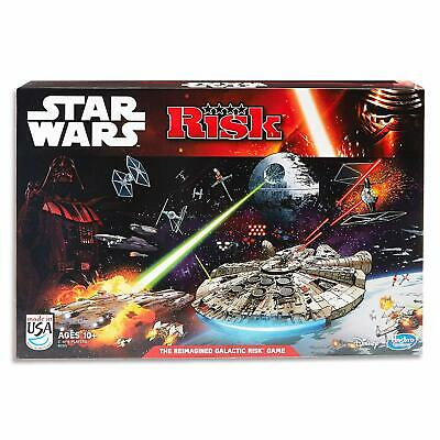 Hasbro Gaming Risk Star Wars Edition Family Strategy Game