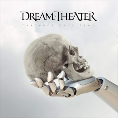 Dream Theater - Distance Over Time (Spec. Ed. digi. w. bonus track) - CD - New