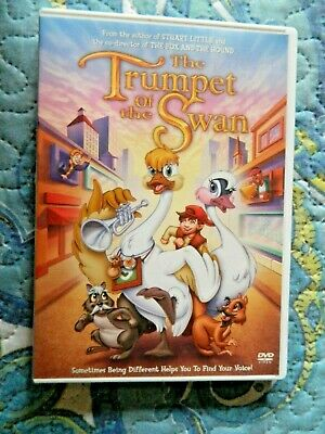 Trumpet of the Swan (DVD, 2001, Reese Witherspoon, Mary Steenburgen, Seth Green)