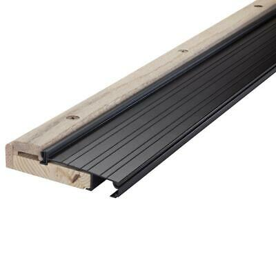 M-D Building Products 3 ft. x 4-1/2 in. x 1-1/8 in. Oak and Vinyl Threshold