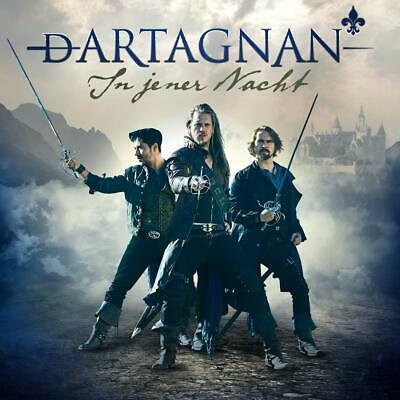 DARTAGNAN  In jener Nacht ( Album 2019 )  CD  NEU & OVP  15.03.2019