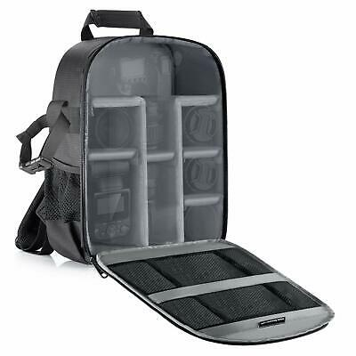 Neewer Camera Bag Waterproof Shockproof Partition 11x6x14 inches/27x15x35