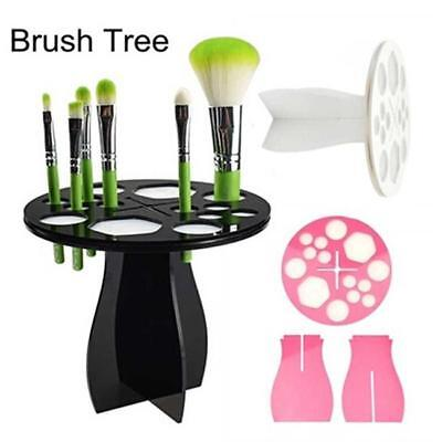 Dry Brush Holder Organizer Stand Accessories Comestic Brushes Holder LG