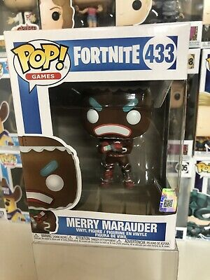 Fortnite Funko Pop Merry Marauder Vinyl Figure 433