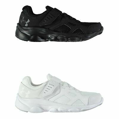 Under Armour Pace Running Shoes Child Boys Trainers Footwear