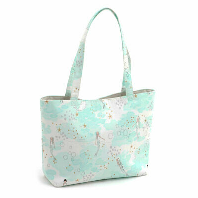 HobbyGift HGTBM306 | Mermaid Magic Craft Tote Bag | 13 x 34 x 27cm